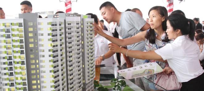 Phân khúc bình dân chiếm lĩnh nguồn cung và thanh khoản trên thị trường địa ốc trong 6 tháng đầu năm.