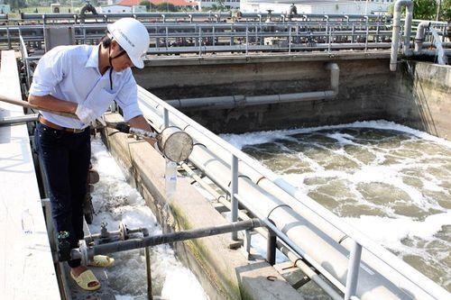 Công ty Phát triển Hạ tầng khu công nghiệp tỉnh Bắc Giang dự kiến tập trung vận hành hệ thống hạ tầng khu công nghiệp Đình Trám, khu công nghiệp Song Khê – Nội Hoàng (phía Bắc) trong đó có trạm xử lý nước thải. Ảnh minh họa: TTXVN