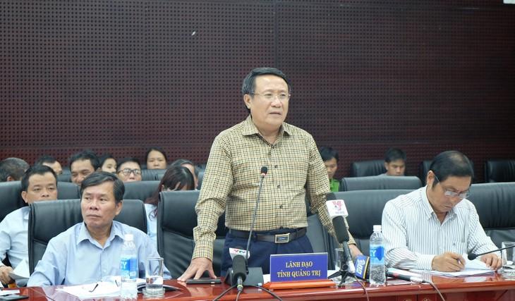 Hội thảo có sự tham gia đông đảo của ngư dân và lãnh đạo các tỉnh, thành phố. Ảnh: VGP