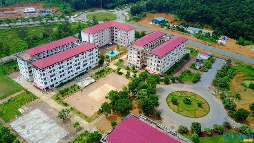 Dự án Đầu tư Xây dựng Đại học Quốc gia Hà Nội (ĐHQG Hà Nội) tại Hòa Lạc được triển khai đầu tư xây dựng từ năm 2003 với tổng quỹ đất lên đến 1.000ha.