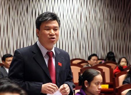 Ông Nguyễn Hữu Độ thôi làm đại biểu HĐND TP Hà Nội. Ảnh Internet