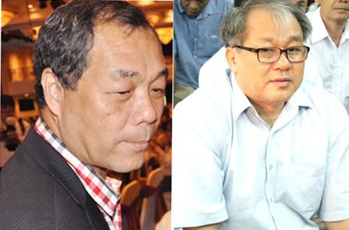Ông Bê bị cáo buộc giúp ông Phạm Công Danh gây thiệt hại cho VNCB 1.800 tỷ đồng.