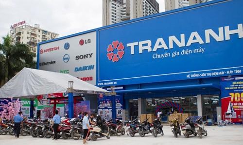 Trần Anh được 'gả' bằng 6,2 triệu cổ phần Thế giới Di động