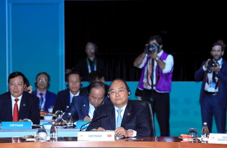 Thủ tướng Nguyễn Xuân Phúc dự Hội nghị Cấp cao Đặc biệt ASEAN – Australia.