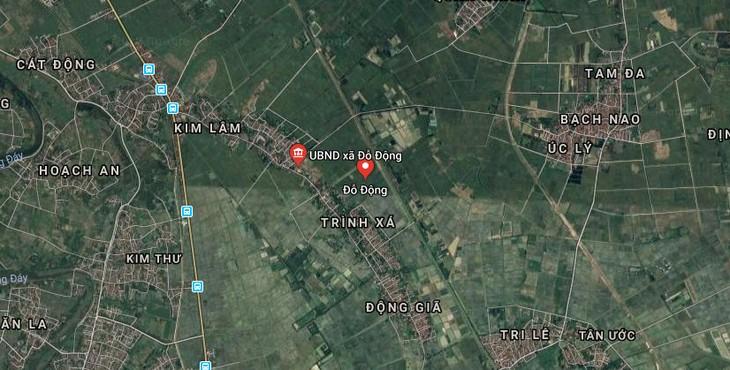 Công ty Thương mại và Xây dựng Hải Tuấn lại trúng thầu tại huyện Thanh Oai (Hà Nội)