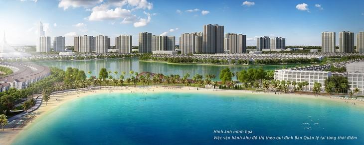 """""""Thành phố đại dương"""" VinCity Ocean Park"""