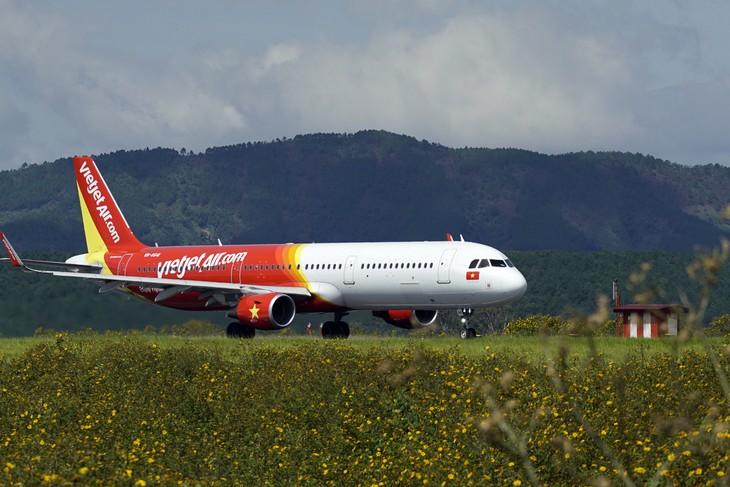 Vietjet ngừng khai thác 2 chuyến bay tại Huế vì nguyên nhân thời tiết