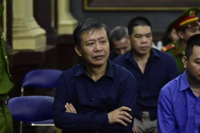 Bị cáo Nguyễn Hồng Ánh.