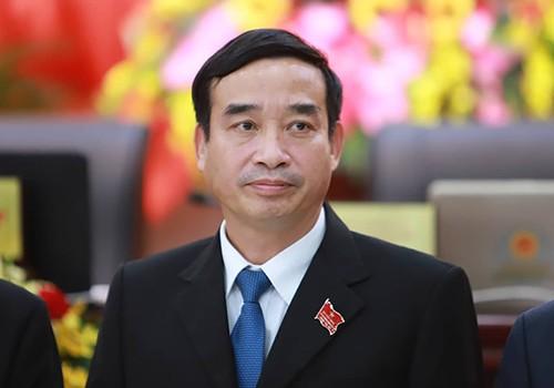 Ông Lê Trung Chinh - tân Phó chủ tịch UBND TP Đà Nẵng