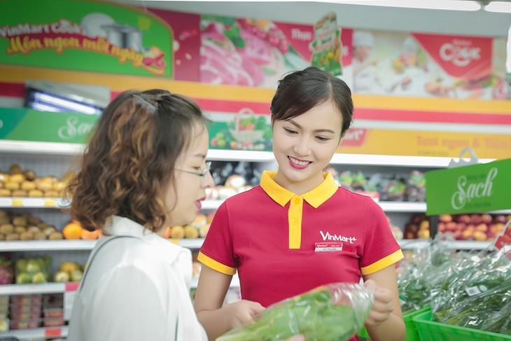 117 cửa hàng tiện lợi VinMart+ khai trương tại cả 3 miền Bắc – Trung – Nam trong cùng 1 ngày