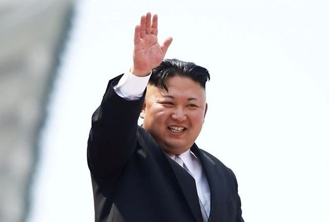 Chủ tịch Triều Tiên KIm Jong-un (Ảnh: Reuters)