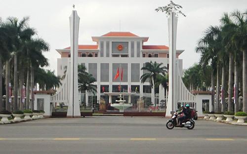 Trụ sở UBND tỉnh Quảng Nam.