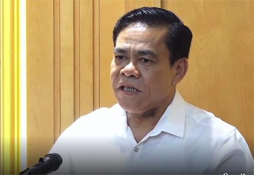 Đại tá Võ Trọng Hải, tân Giám đốc Công an Hà Tĩnh.
