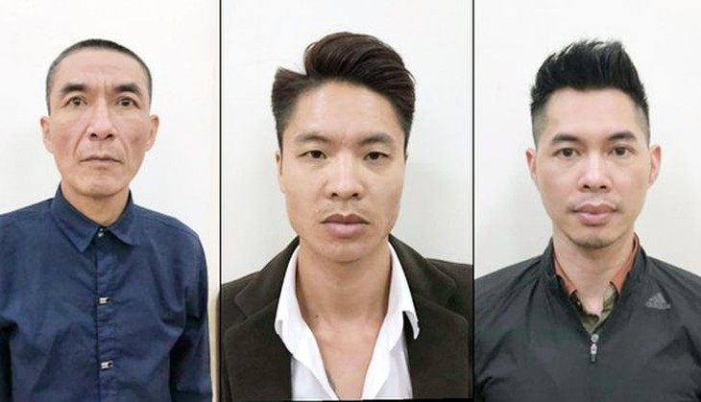 Ba đối tượng hành hung phóng viên bị khởi tố.