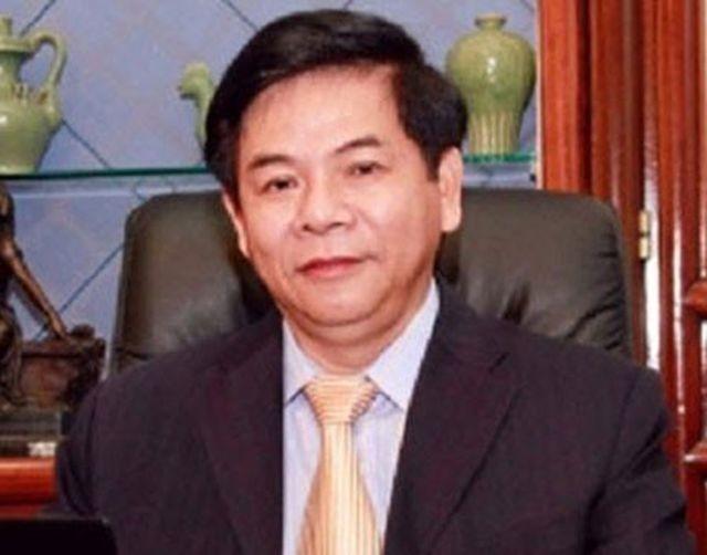 Ông Phạm Trung Cang