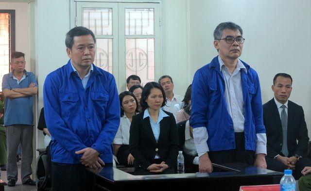 Cựu Tổng Giám đốc VSP lĩnh 3 năm 6 tháng tù.
