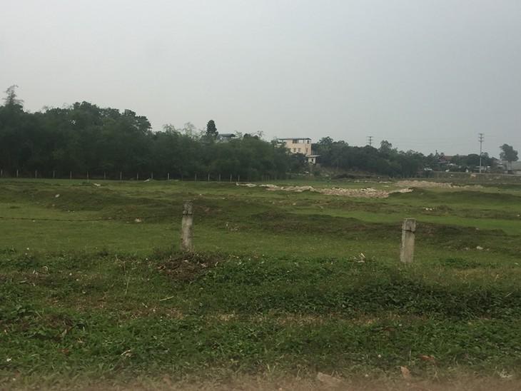 Dự án Trung tâm Dịch vụ y tế và chăm sóc sức khỏe sau 6 năm vẫn là bãi đất trống.