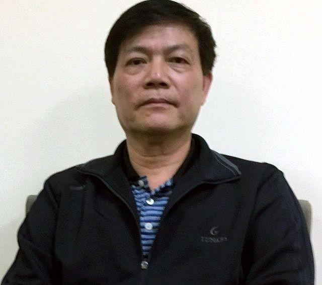 Bị can Nguyễn Ngọc Sự.