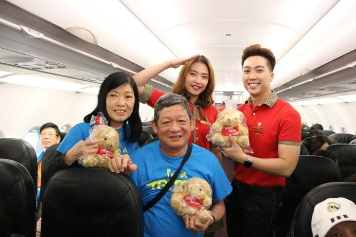 Vietjet khai trương đường bay thẳng Phú Quốc - Hồng Kông