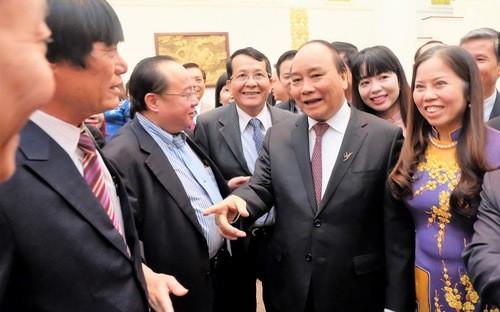 Hội nghị Thủ tướng với doanh nghiệp năm 2019 sẽ tổ chức vào tháng 7 hoặc tháng 8/2019, tại Hà Nội. Ảnh chỉ mang tính minh họa. Nguồn Internet