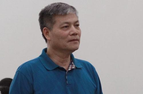 Bị cáo Nguyễn Ngọc Sự.