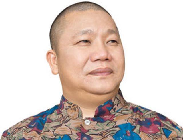 """Ông Lê Phước Vũ - Chủ tịch Hoa Sen, được mệnh danh là """"vua tôn thép"""" của Việt Nam"""