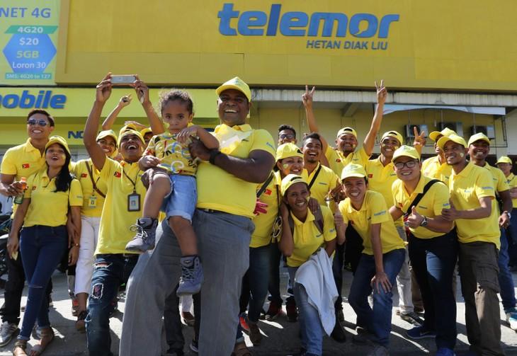 Telemor sẽ trở thành nhà thầu cung cấp thiết bị và giải pháp công nghệ thông tin cho chương trình Tổng điều tra dữ liệu dân số Đông Timor 2019