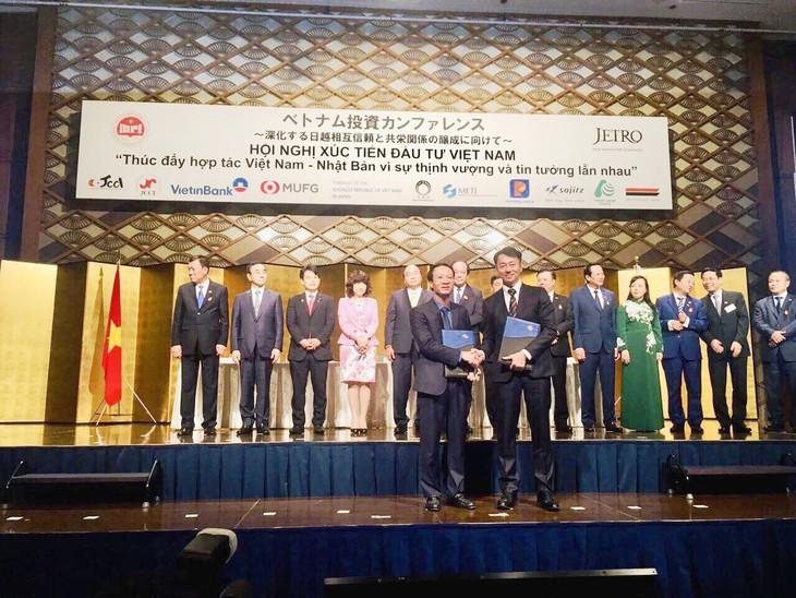 Vinaconex ký biên bản ghi nhớ hợp tác kinh doanh với UT Group (Nhật Bản)