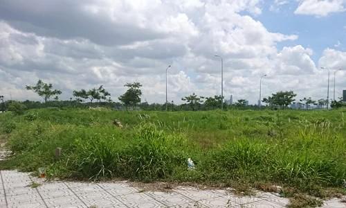 Đất nền dự án tại khu Đông TP HCM.