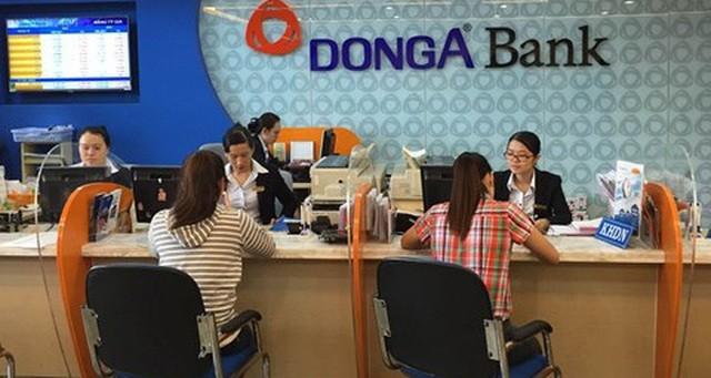 Tính đến ngày 31/12/2018, DongA Bank có lỗ luỹ kế, nguồn vốn sở hữu bị âm