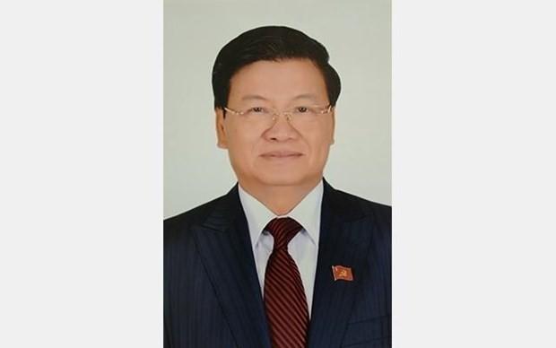 Thủ tướng Chính phủ nước Cộng hòa Dân chủ Nhân dân Lào Thongloun Sisoulith. (Nguồn:TTXVN)
