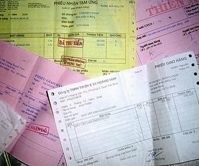 """Nữ giám đốc """"bù nhìn"""" giúp chủ trong việc lập hóa đơn, chứng từ khống để trốn thuế (ảnh minh họa)."""