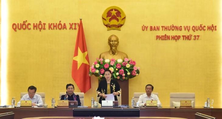 Triển khai kết luận của UBTVQH tại Phiên họp thứ 37