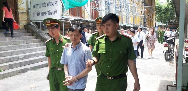 Bị cáo Trần Minh Luận cầm đàu nhóm buôn lậu.