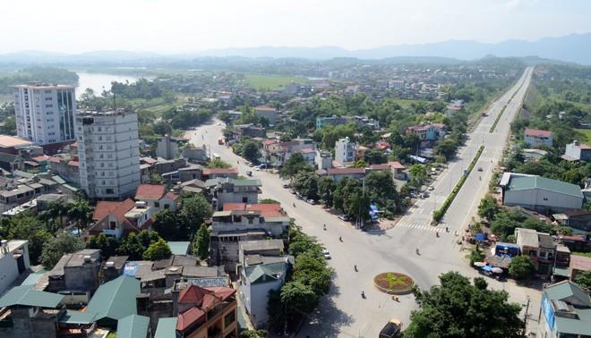 Ngày 2/11/2019, đấu giá quyền sử dụng 28 lô đất tại thành phố Tuyên Quang, tỉnh Tuyên Quang