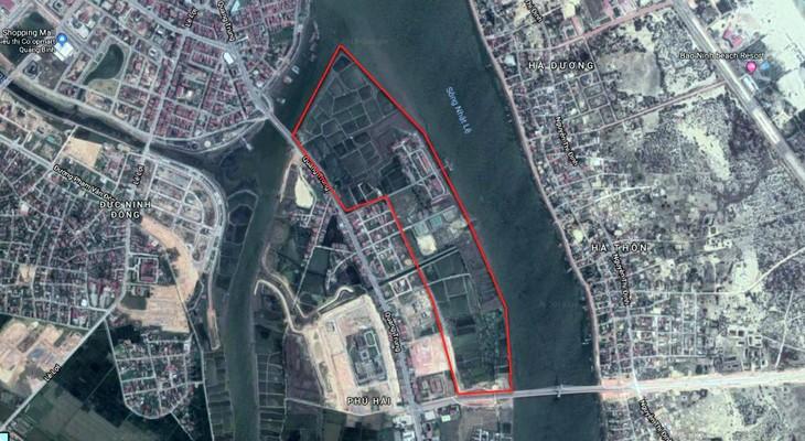 Quảng Bình chỉ định nhà đầu tư dự án khu đô thị 2.200 tỷ đồng