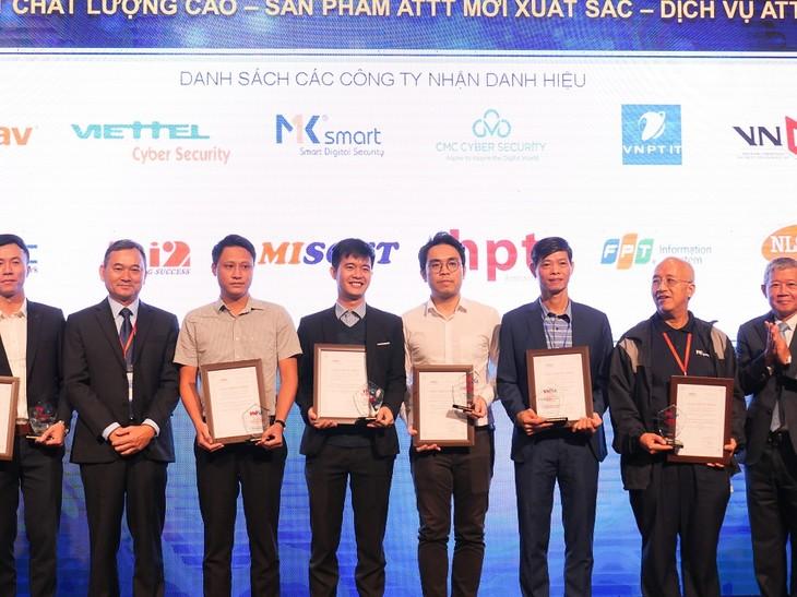 FPT IS giành 3 giải thưởng an toàn thông tin danh giá