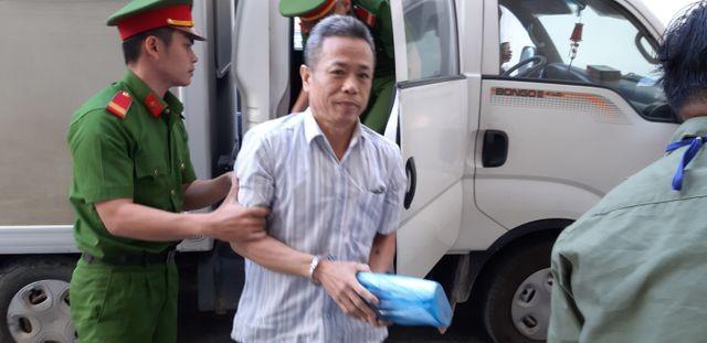 Bị cáo Nguyễn Hồng Khanh