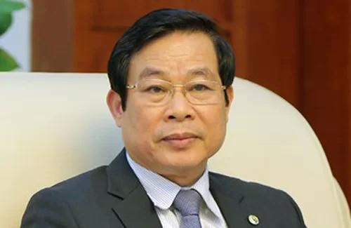 Ông Nguyễn Bắc Son, cựu bộ trưởng Thông tin Truyền thông (nhiệm kỳ 2011-2016). Ảnh: MIC