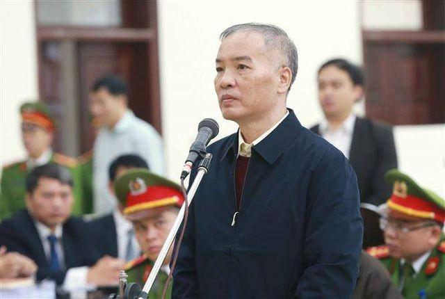 Bị cáo Lê Nam Trà.