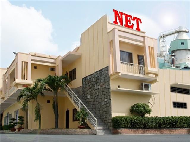 Nhà máy của Công ty Cổ phần Bột giặt Net