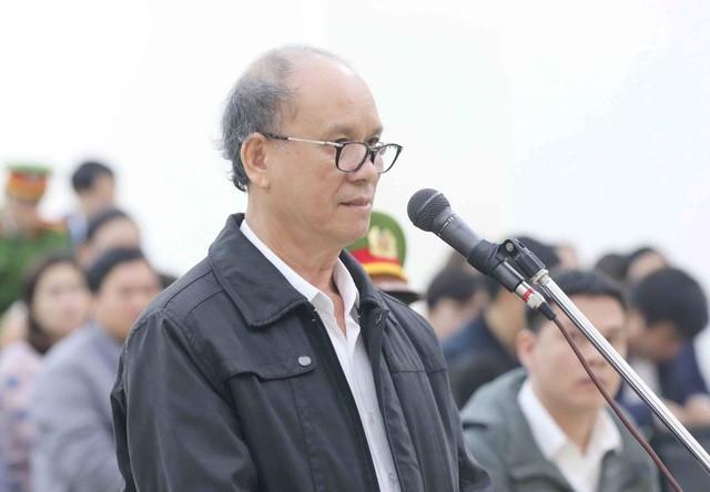 Cựu Chủ tịch UBND TP Đà Nẵng Trần Văn Minh.