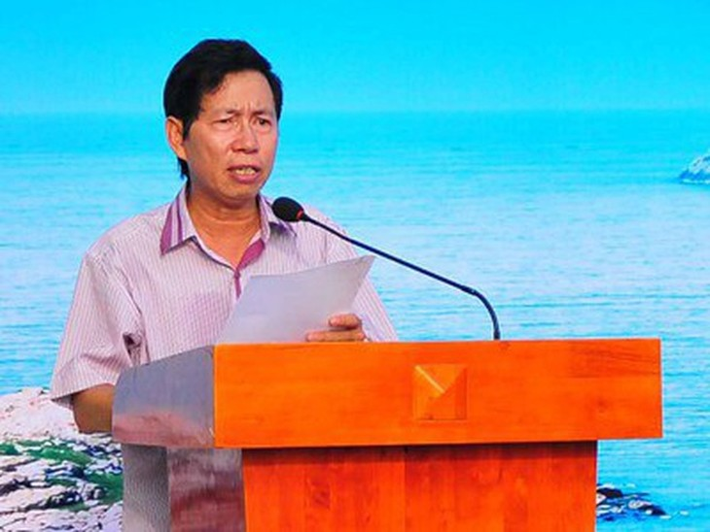 Phó Chủ tịch UBND TP Nha Trang Lê Huy Toàn