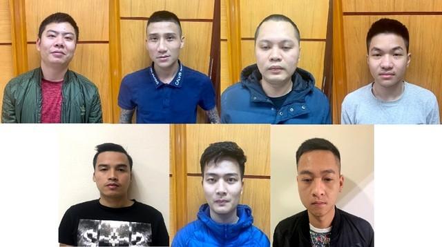 Ổ nhóm cá độ qua mạng với giao dịch hàng trăm tỉ đồng (ảnh báo Quảng Ninh)