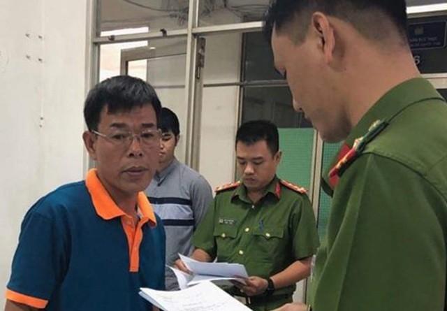 Bị can Nguyễn Hải nam tiếp tục bị điều tra xử lý về hành vi bắt cóc trẻ em.