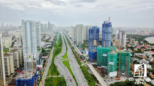 """Cho phép xây căn hộ 25m2, nhiều ý kiến lo về một tương lai đầy khu """"ổ chuột trên cao""""."""
