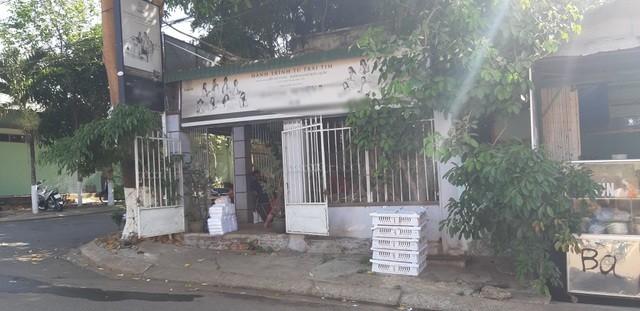 Quán cà phê nơi các đối tượng bị phát hiện, bắt giữ