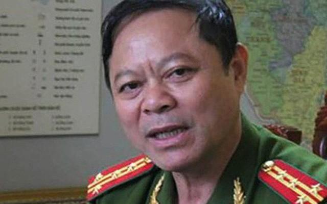 Cựu Trưởng Công an TP Thanh Hóa Nguyễn Chí Phương.