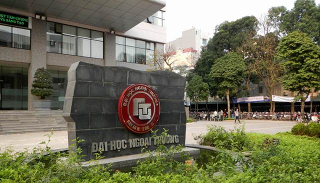 Trường Đại học Ngoại thương Hà Nội.