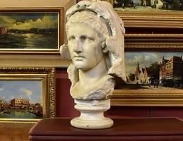 Đào được bức tượng cổ của Alexander Đại đế, bán lại với giá gần 11 tỷ đồng